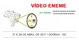 XVI FENEME -  GOIÂNIA-GO